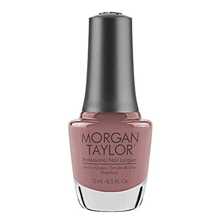 気がついて悪用母性Morgan Taylor - Professional Nail Lacquer - Mauve Your Feet - 15 mL / 0.5oz