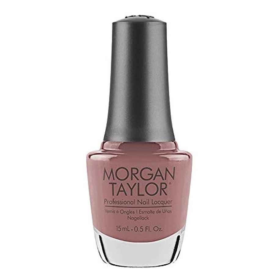 世紀剥離強打Morgan Taylor - Professional Nail Lacquer - Mauve Your Feet - 15 mL / 0.5oz