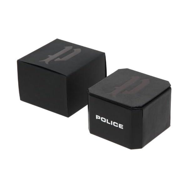 [ポリス] POLICE ステンレス×レザー ...の紹介画像5