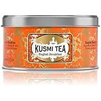 (KUSMI TEA) クスミティー イングリッシュ ブレックファスト 25g缶 [正規輸入品]
