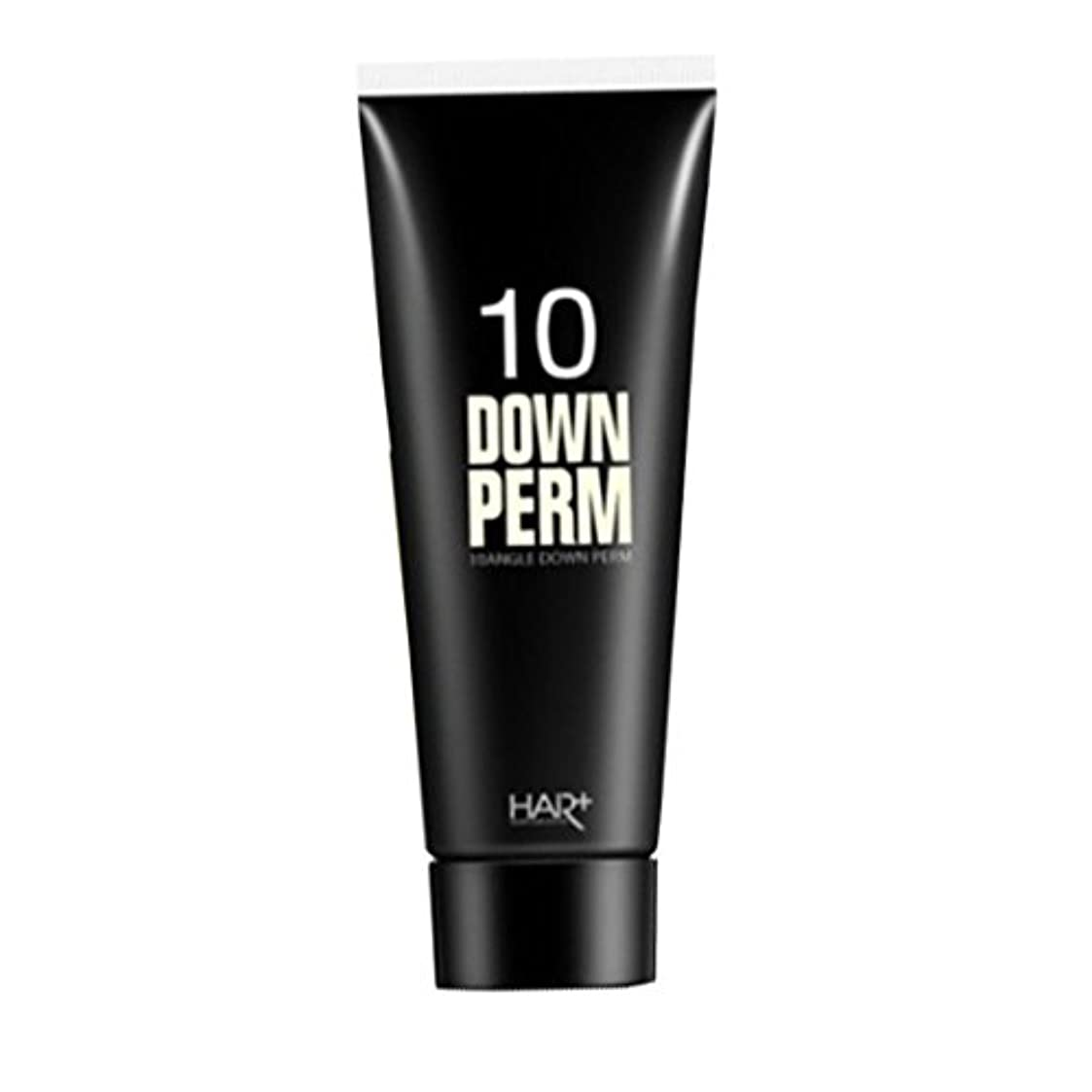 連合目の前の拡散するヘアプラス 10ダウンパーマ DOWN PERM 100ml