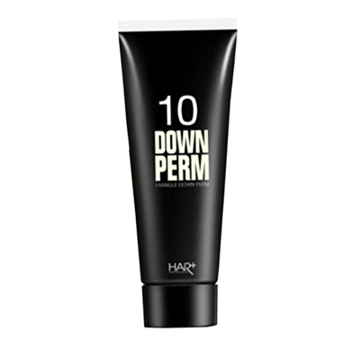 予約対立つばヘアプラス 10ダウンパーマ DOWN PERM 100ml