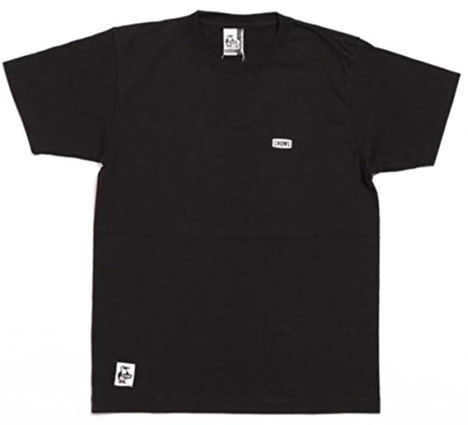 挽くイブニング原因[チャムス] Back Print Booby Logo T-Shirt バックプリント ブービーロゴ Tシャツ CH01-1392 トップス 半袖 メンズ レディース