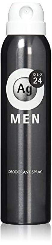 買い手安心マダムエージーデオ24 メンズ デオドラントスプレー 無香性 100g (医薬部外品)