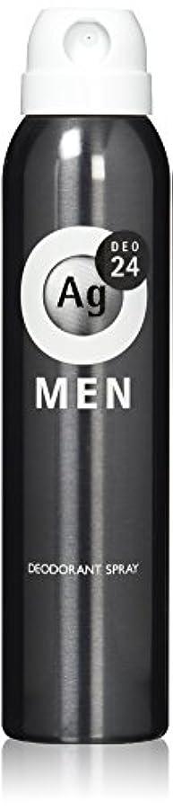 タイヤ前ランクエージーデオ24 メンズ デオドラントスプレー 無香性 100g (医薬部外品)