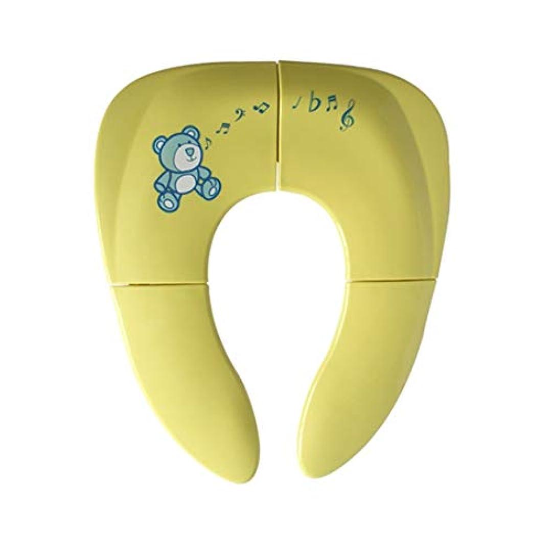 擬人化メイドりSwiftgood 折りたたみ大型滑り止めシリコンパッド旅行ポータブル再利用可能トイレトイレトレーニングシートカバーライナー赤ちゃんと幼児や子供のためのキャリーバッグ