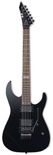 E-II / ESP ( ESPワールドブランド / イーツー) M-II NECK THRU BLK Mシリーズ EMGピックアップ搭載ギター ハードケース付
