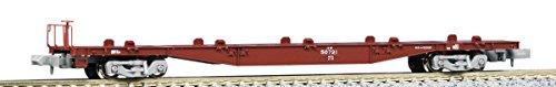 コキ50000(グレー台車) コンテナ無積載 2両セット 10-1393