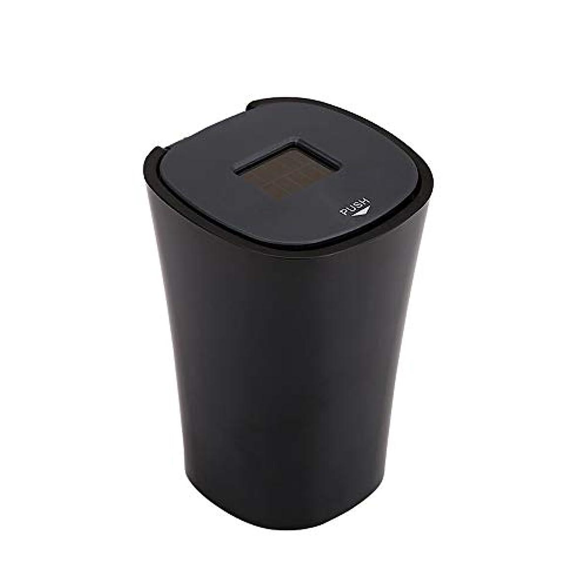 セラフペスト劇作家LEDライト付きカー灰皿多機能ユニバーサルクリエイティブカー灰皿個性は車の用品をカバー