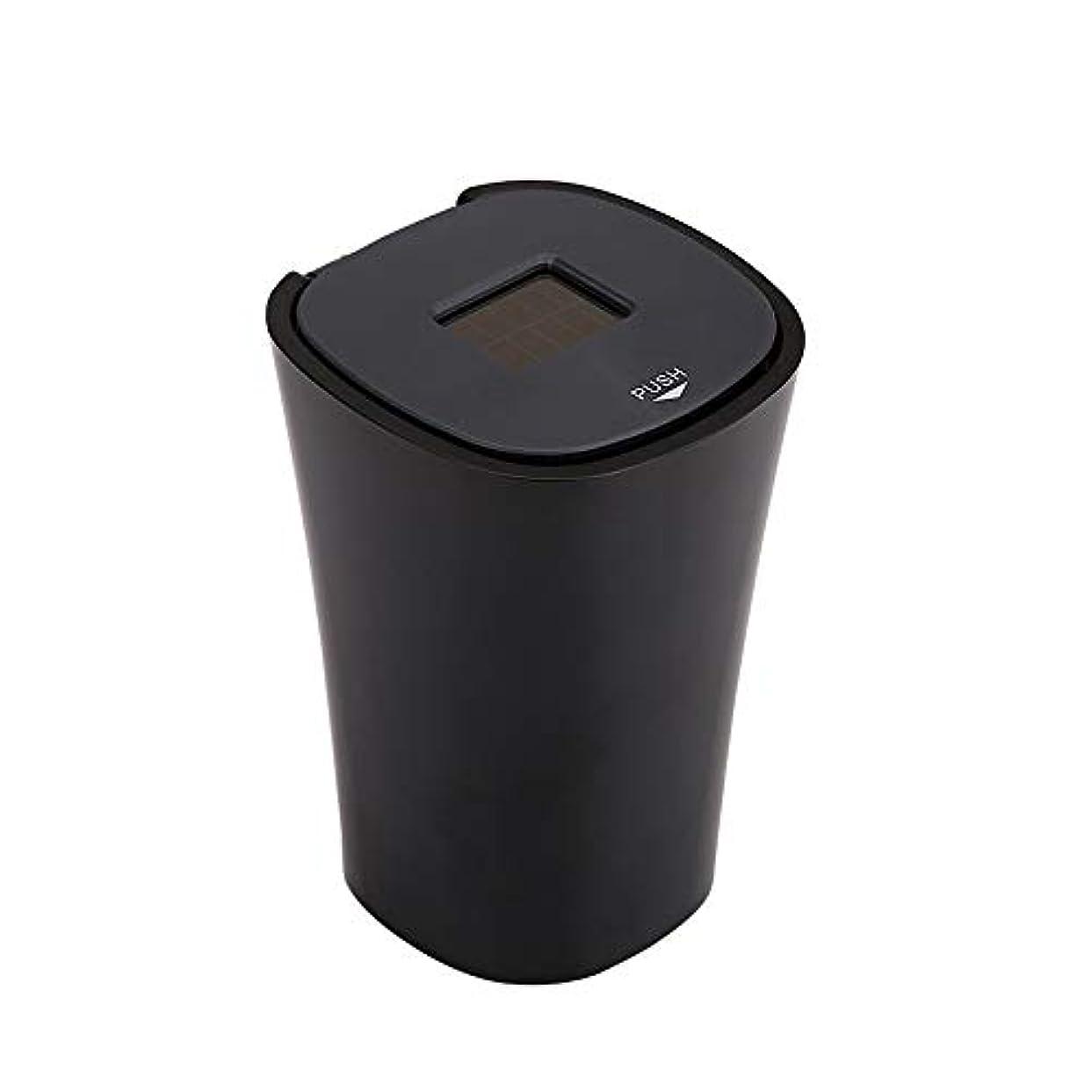 下る変形妻LEDライト付きカー灰皿多機能ユニバーサルクリエイティブカー灰皿個性は車の用品をカバー