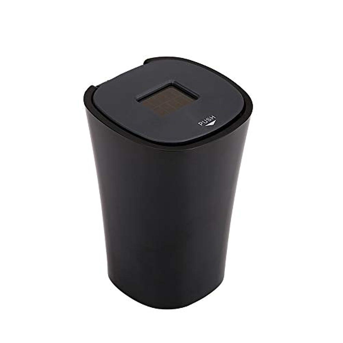 排除比較チーズLEDライト付きカー灰皿多機能ユニバーサルクリエイティブカー灰皿個性は車の用品をカバー