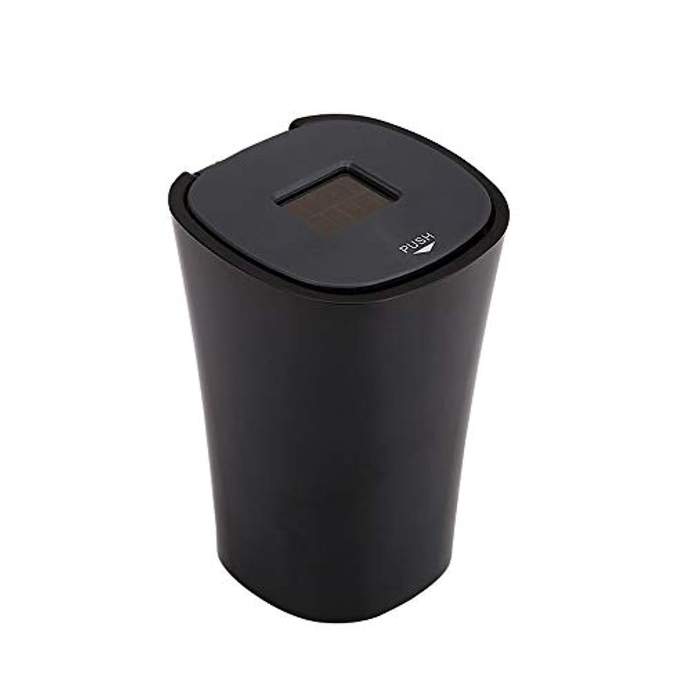 レーザ失敗殺人LEDライト付きカー灰皿多機能ユニバーサルクリエイティブカー灰皿個性は車の用品をカバー