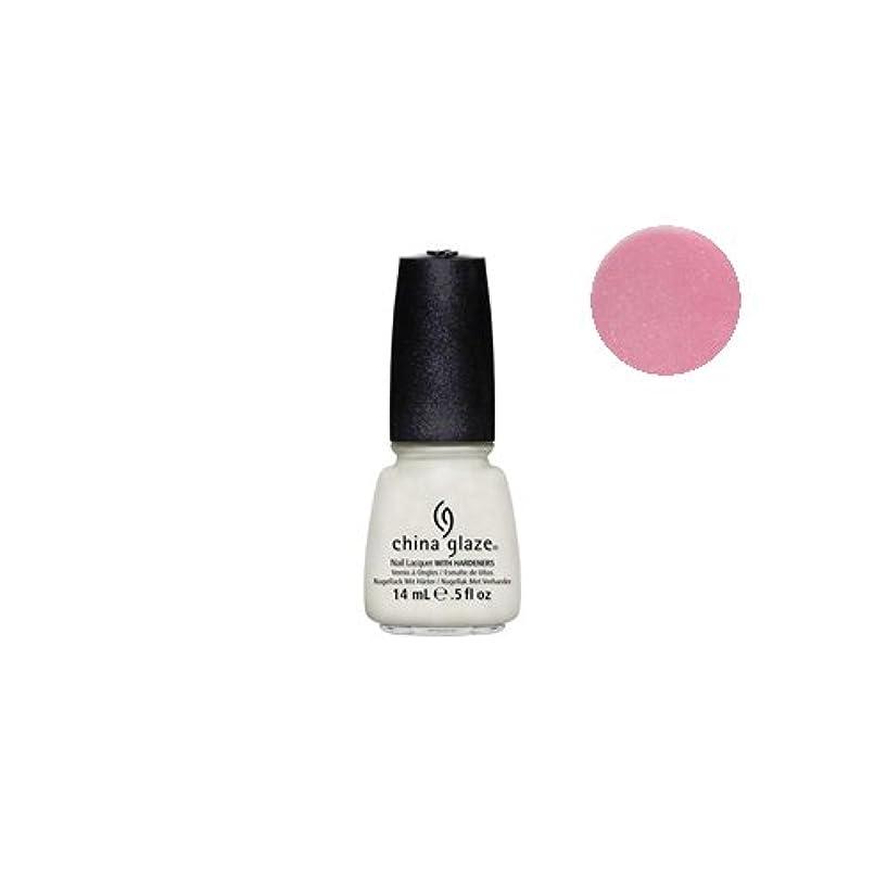 松の木事前圧縮されたCHINA GLAZE Nail Lacquer - Avant Garden Collection - Pink-le Promise (並行輸入品)