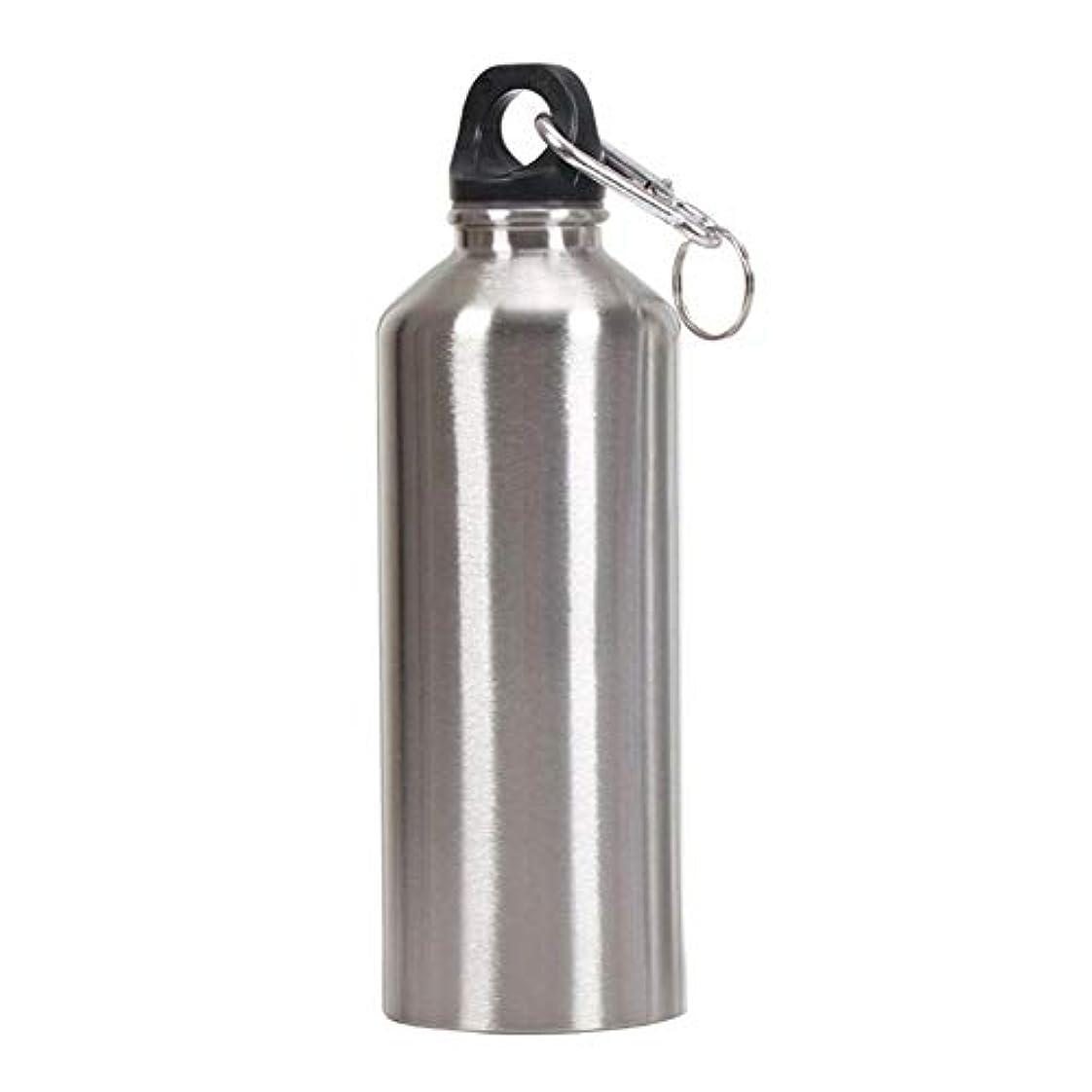 疼痛家具ストレススポーツボトル 水ボトル キャンプサイクリング アウトドア スポーツ ステンレススチール製 飲料水ボトル 直飲み Hillrong