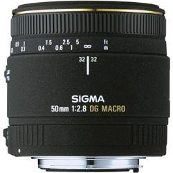 SIGMA 単焦点マクロレンズ MACRO 50mm F2.8 EX DG ニコン用 フルサイズ対応