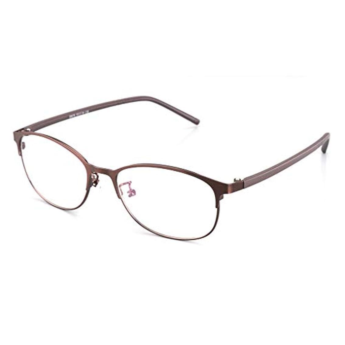 悲鳴雑多ないらいらするインテリジェント老眼鏡 累進多焦点老眼鏡、サンフォトクロミックメガネ、ユニセックスメタルフレームサングラス、屋内外での使用、調整可能なビジョン/アンチUV/インテリジェントカラーチェンジ