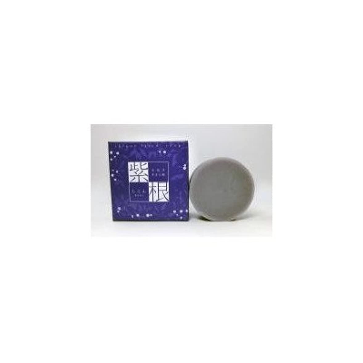 居心地の良いもっともらしい大宇宙紫根石鹸 100g×5個セット
