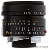 Leica 24 mm f / 3.8 elmar-m Asph Wide Angle Lens for Mシステム – アメリカ、「デモ」/ Openボックス