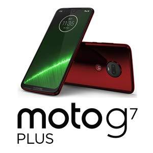 Motorola moto g7 plus ビバレッド[6.24インチ / メモリ 4GB ストレージ 64GB] Motorola(モトローラ) モトローラ PADU0002JP