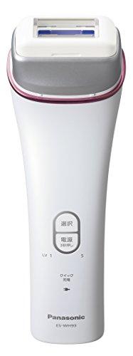 Panasonic (パナソニック) 光美容器 光エステ ボディ&フェイス用 ピンク調  B01BXIY5VW 1枚目