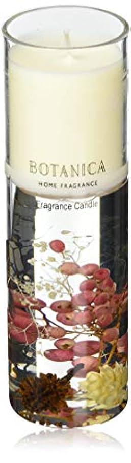 浅いバトル灌漑BOTANICA(ボタニカ) BOTANICA インテリアキャンドル ベリー Interior Candle Berry ボタニカ H160×Φ50mm/90g