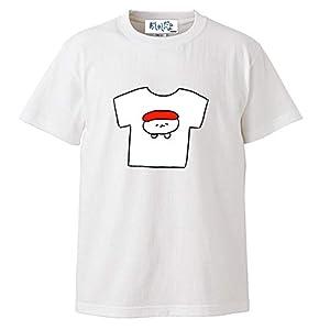 おしゅしだよ TシャツのTシャツ ホワイト Mサイズ