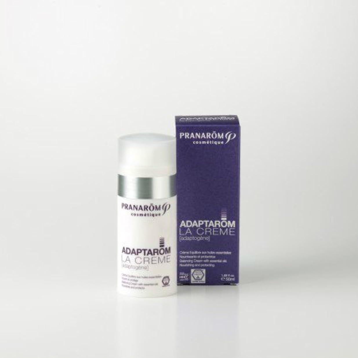 ハンサムとてものためプラナロム アダプタロム クリーム 50ml (PRANAROM 基礎化粧品 アダプタロム)