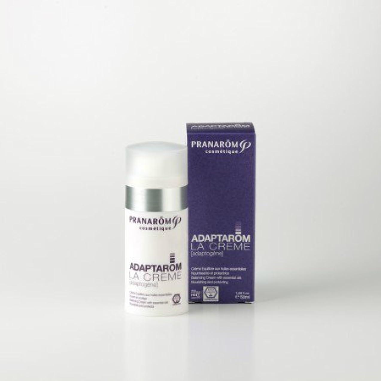 尊厳賞感染するプラナロム アダプタロム クリーム 50ml (PRANAROM 基礎化粧品 アダプタロム)