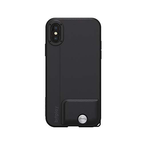 【国内正規品】bitplay SNAP! Case・iPhone用ケース (iPhone XS, ブラック)