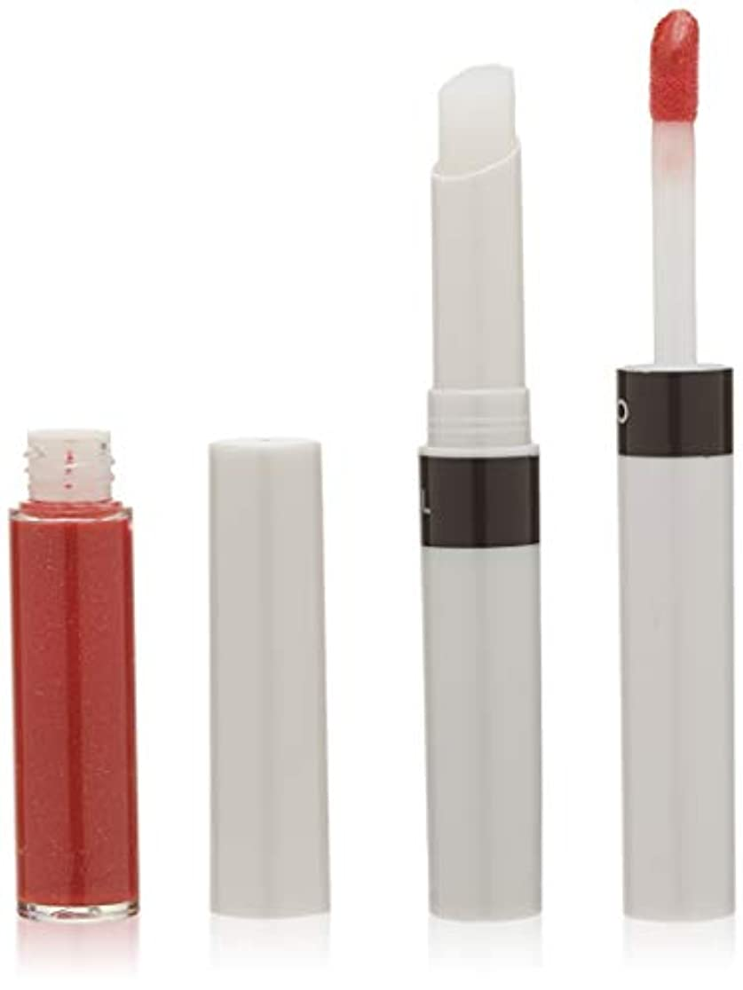 妊娠した欠点無礼にCOVERGIRL Outlast All-Day Lip Color - Red Hot 517 (並行輸入品)