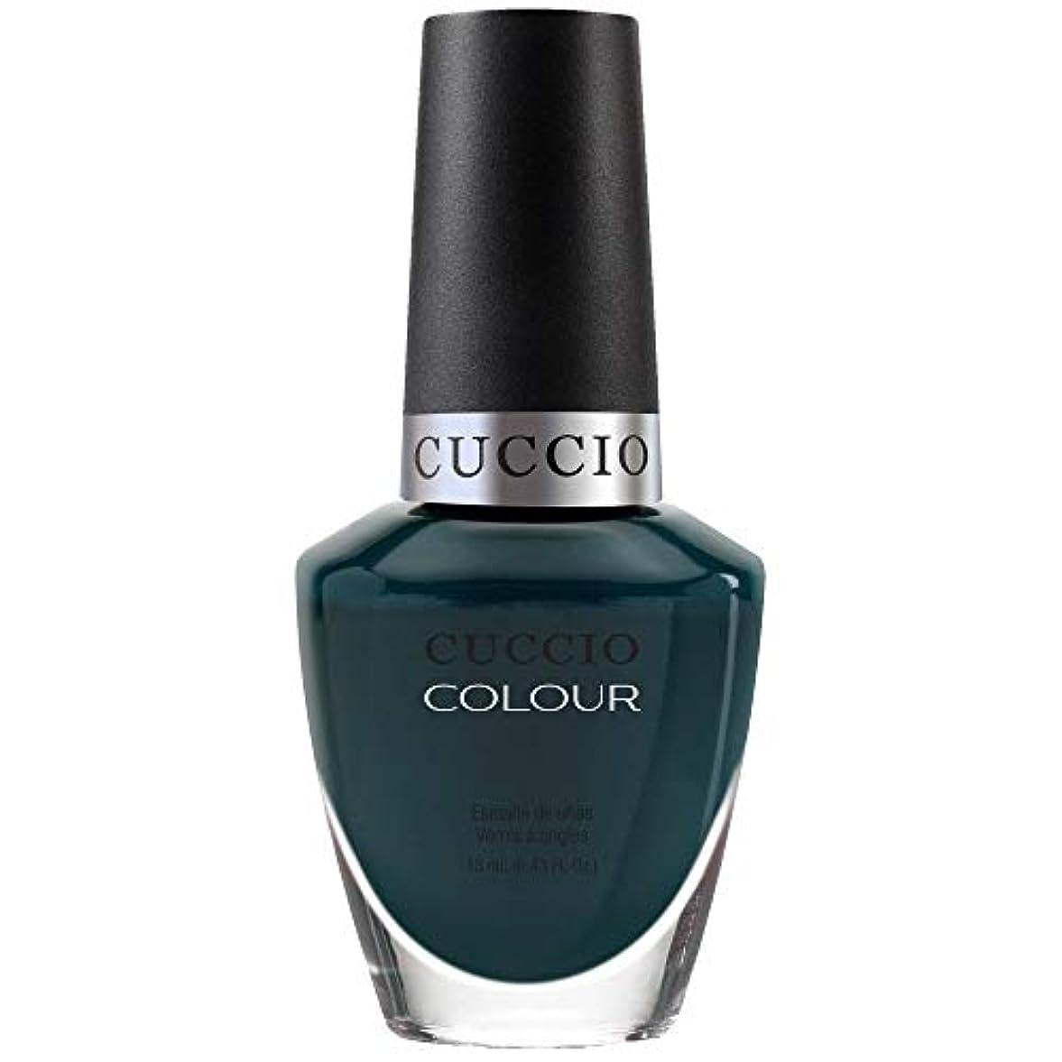 ペア地殻なめるCuccio Colour Gloss Lacquer - Prince I've Been Gone - 0.43oz / 13ml
