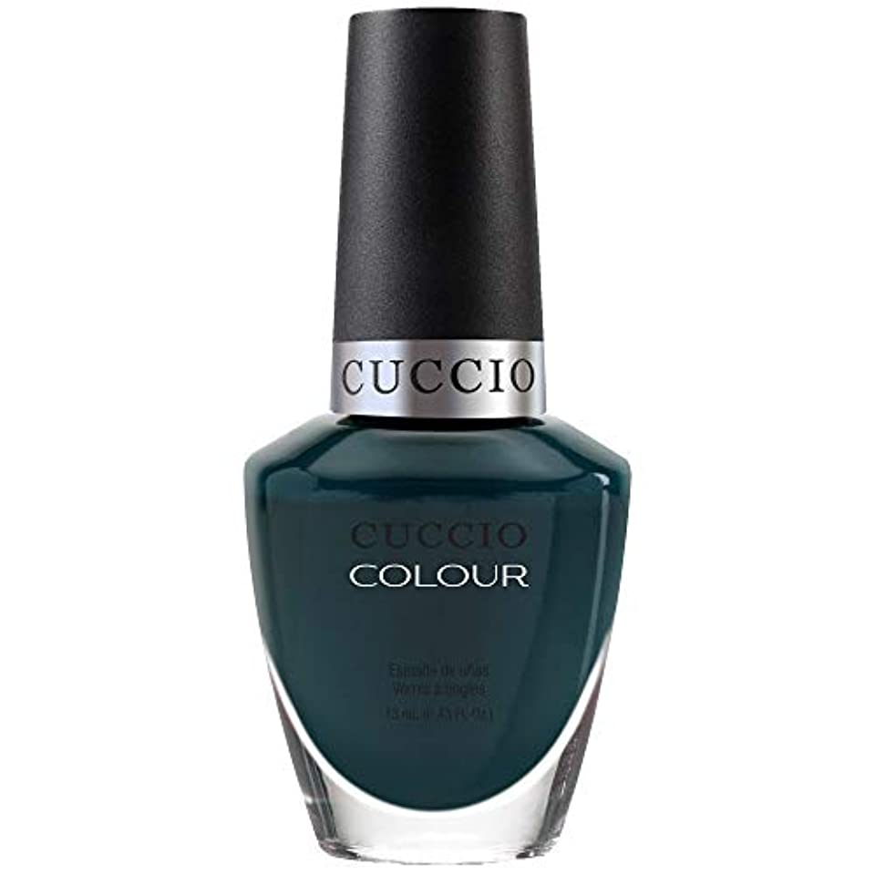 罪人運営速記Cuccio Colour Gloss Lacquer - Prince I've Been Gone - 0.43oz / 13ml