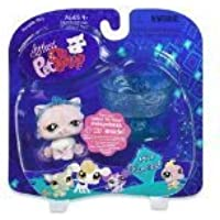 Littlest Pet Shop: Pairs and Portables - Cat with Crystal Cup by Hasbro [並行輸入品]