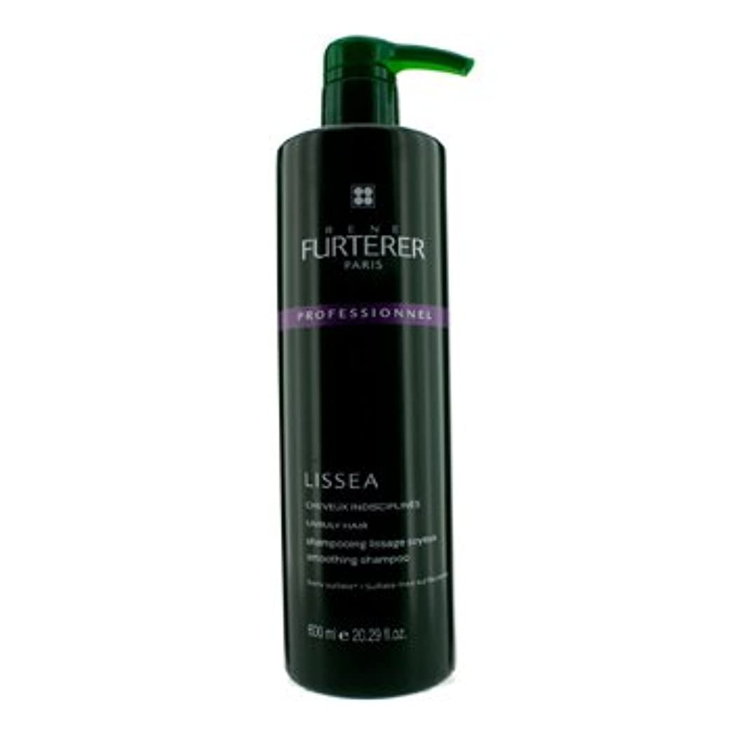 ベギン蓋無[Rene Furterer] Lissea Smoothing Shampoo - For Unruly Hair (Salon Product) 600ml/20.29oz