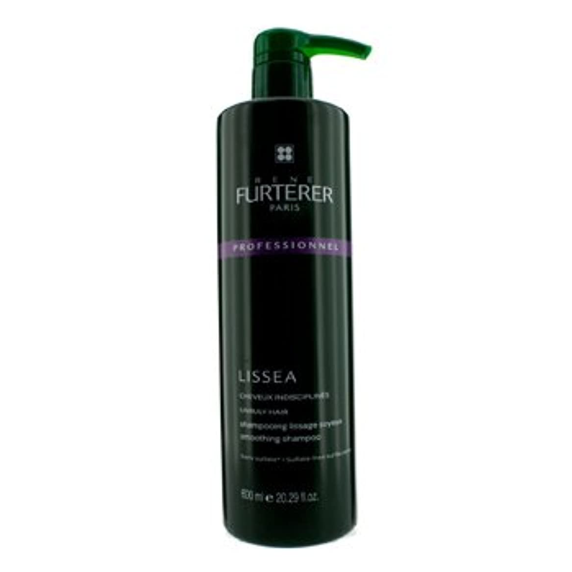 [Rene Furterer] Lissea Smoothing Shampoo - For Unruly Hair (Salon Product) 600ml/20.29oz