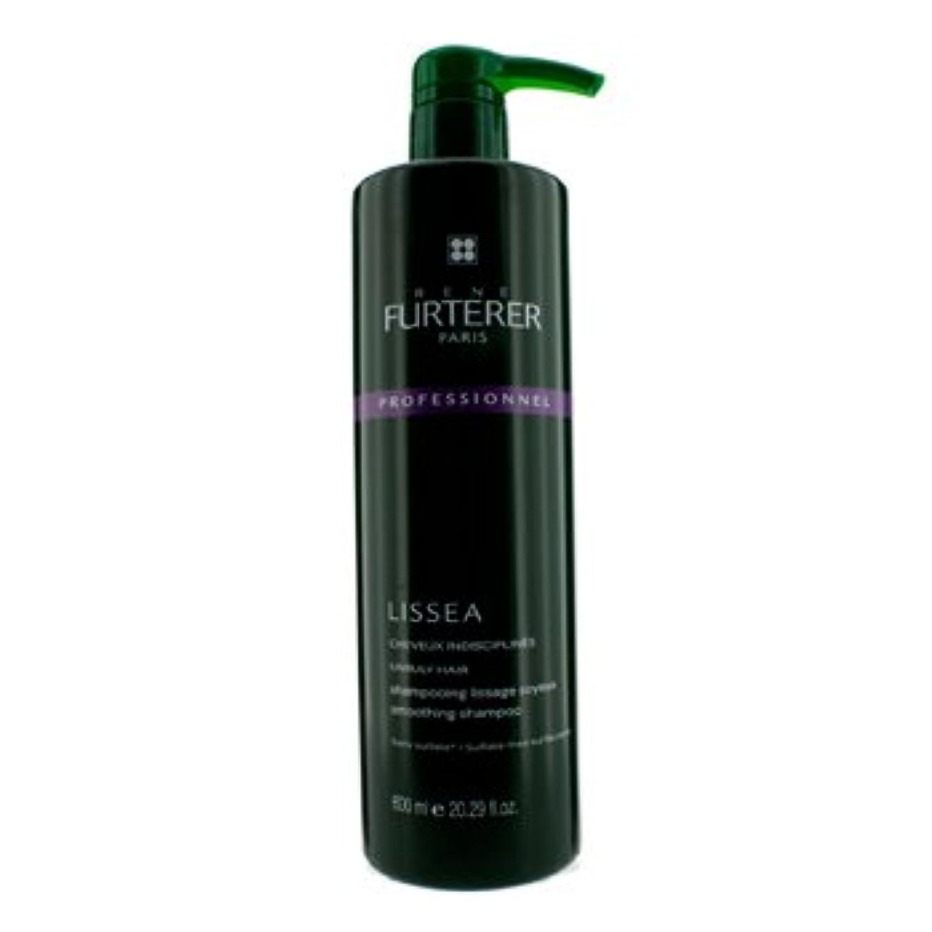オーバーヘッド簡単に不誠実[Rene Furterer] Lissea Smoothing Shampoo - For Unruly Hair (Salon Product) 600ml/20.29oz