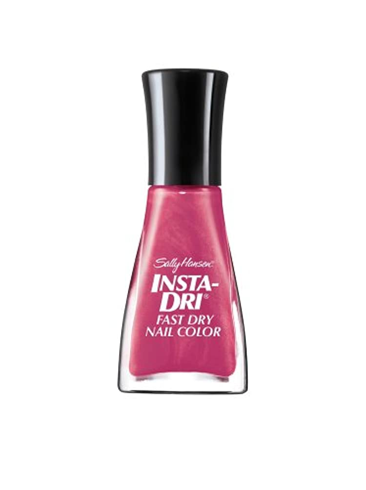 SALLY HANSEN INSTA-DRI FAST DRY NAIL COLOR #180 ROSE RUN