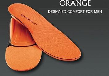 SUPER feet [ TRIM FIT ORANGE ] スーパーフィート インソール トリムフィット オレンジ