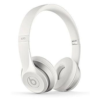 【国内正規品】Beats by Dr.Dre Solo2 密閉型オンイヤーヘッドホン ホワイト MH8X2PA/A