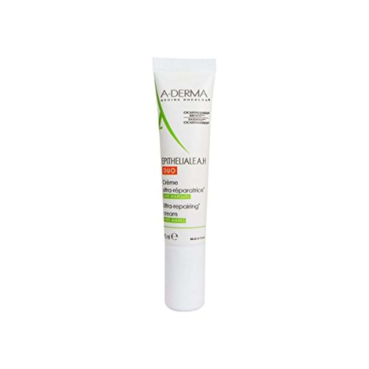 安価な作成者新鮮なA-derma Epitheliale Ah Duo Repair Cream 15ml [並行輸入品]
