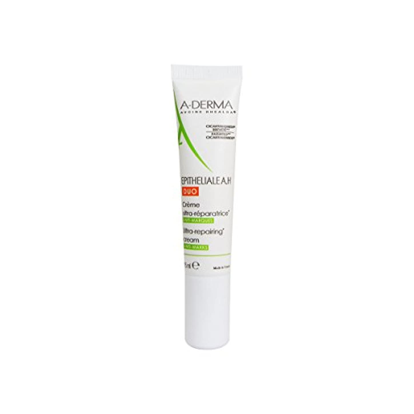 質量弱い器用A-derma Epitheliale Ah Duo Repair Cream 15ml [並行輸入品]