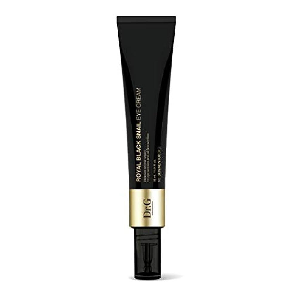 相対サイズスラム街ベンチャー[Dr.Gドクタージー] ロイヤルブラックスネイルアイクリーム 30ml / Royal Black Snail Eye Cream