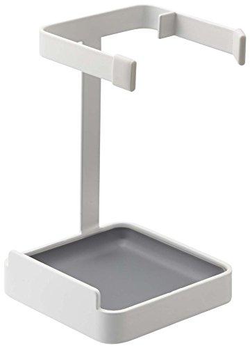 31RVsmEL95L - 【口コミ・感想】おたまと鍋蓋を同時に置きたいならこれ!山崎実業 お玉&鍋蓋スタンドをレビュー!