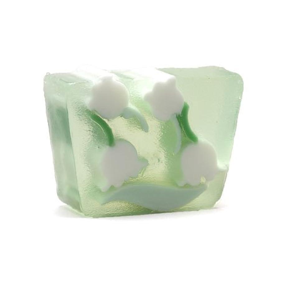 気をつけて希望に満ちたスプリットプライモールエレメンツ アロマティック ミニソープ ユリ 80g 植物性 ナチュラル 石鹸 無添加