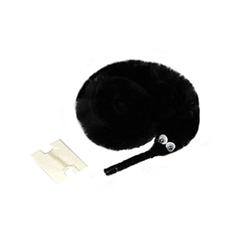 Magic Tricks Plush Worm by coerni 9 inch ブラック PJNH-JH54