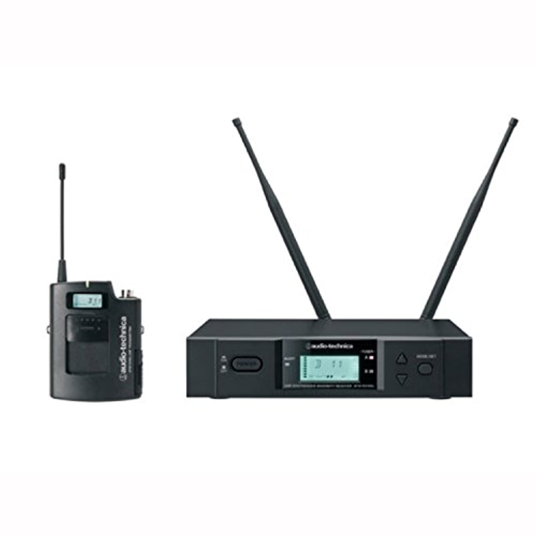 audio-technica 3000シリーズワイヤレスマイクロフォンシステム ATW-3110bJ