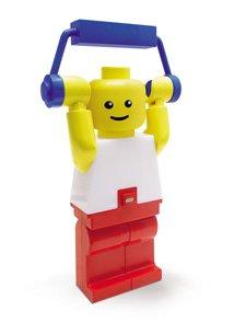 LEGO ランタン 足部レッド