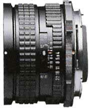 PENTAX SMCP 67 55mm F4 W/C