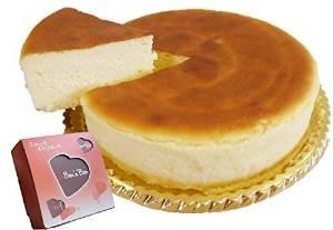 Bon'n'Bon(ボナボン) 大阪の人気スイーツ 口解けまろやか・濃厚ふわとろチーズケーキ ギフトボックス入り 4号(270g)
