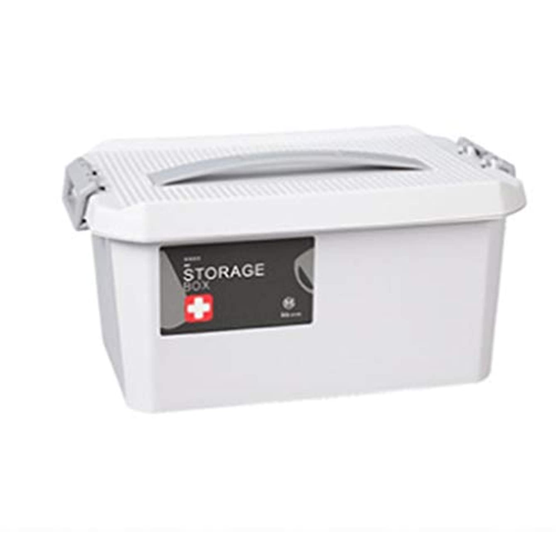 戻る重力再生的赤ちゃん薬箱薬収納ボックス多層ホーム応急処置キット2色がご利用いただけます LXMSP (Color : Gray)